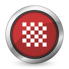 chess red icon