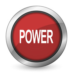 power red icon