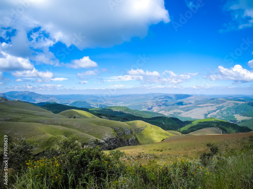 Aluminium Algerije The Hills of Mpumalanga, South Africa
