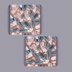 Set of seamless patterns.