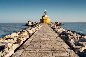 Lighthouse Punta Sabbioni, Jesolo - Italia