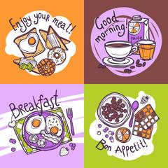 Breakfast Design Concept