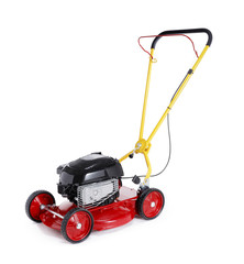 Retro Lawn Mower