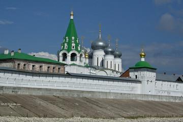 Макарьевский монастырь фрагмент