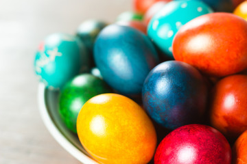 Easter eggs. Easter holiday