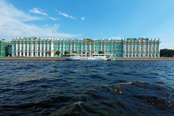 Winter Palace at Day, Saint Petersburg