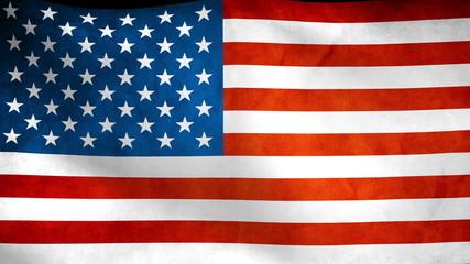 National flag of United States Of America, USA