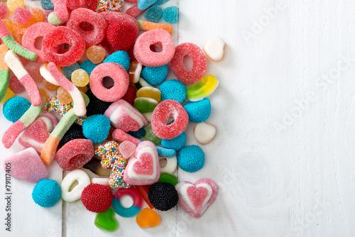 fototapeta na ścianę Słodycze