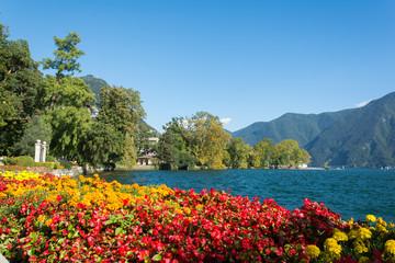 Park in Lugano