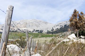 Campo y montaña