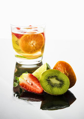 Fruit and Water