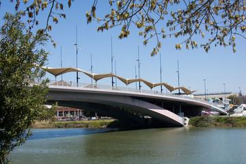 Puente del Cristo de la expiracion in Seville