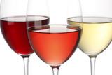 Three Colors of Wine