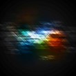 Dark colorful technical vector design