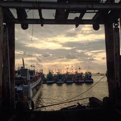 порт в тае