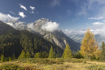 Osttirol Herbst
