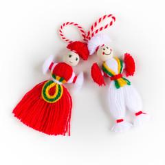 Bulgarian Martenitsa