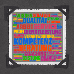 Konzept zu Beratung und Kompetenz im Rahmen