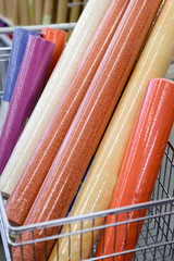 Colorful wallpaper in your shopping cart at  store