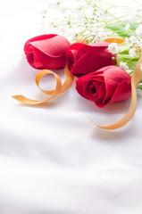 バラのプレゼント