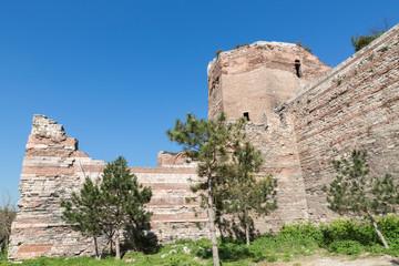 City walls of Istanbul, Theodosius wall