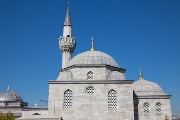 Semsi Pasa Halk Kutuphanesi mosque in Istanbul