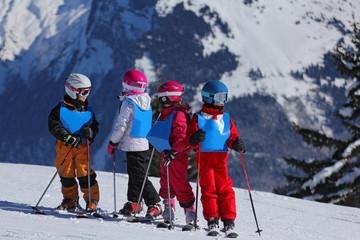 Cours de ski-9104