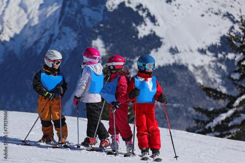 Aluminium Wintersporten Cours de ski-9104
