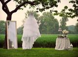 Hochzeitstisch romanitsch