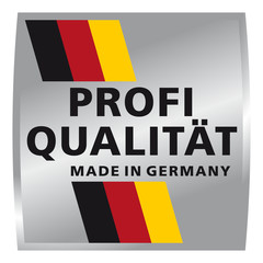 Profiqualität - Made in Germany