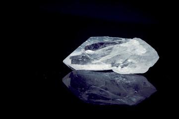 Pointe de quartz