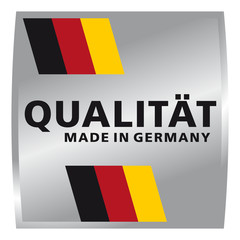 Qualität - Made in Germany