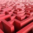Huge labyrinth: original three dimensional model. - 79144625
