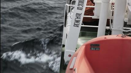 Life boat Timelapse