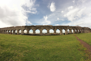 The park of the aqueducts