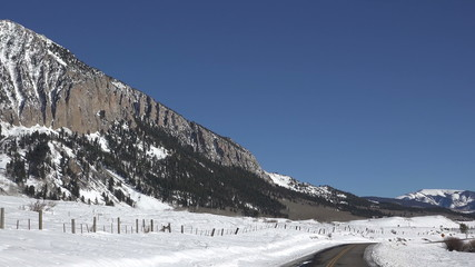 Crested Butte Mountain Pan