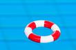 Rettungsring im Pool - 79152243