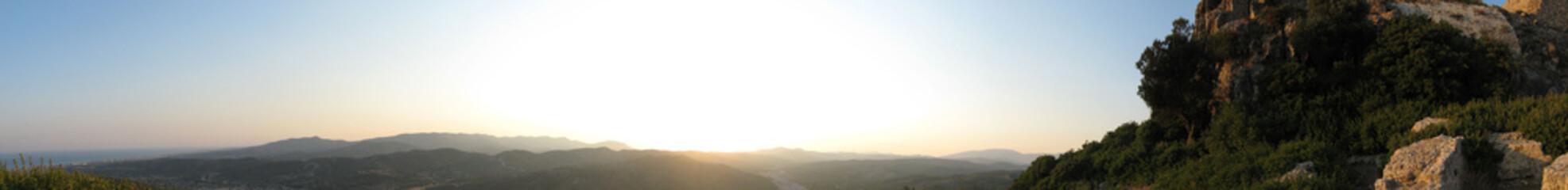 Greece Landscape Rhodes