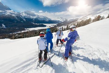 Little Skiers