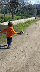 gioco all'aperto