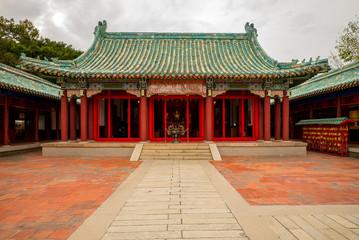 Koxinga Shrine in Tainan, Taiwan