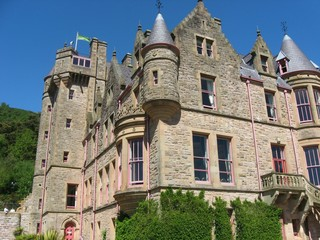 Belfast Castle Northen Ireland
