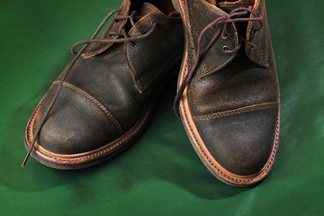 boots, brown, classic, leather, man, shoe, style, vintage