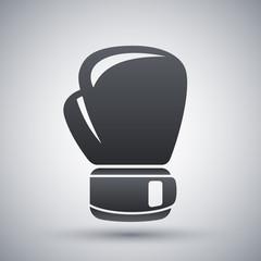 Vector boxing glove icon