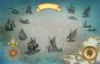 Pirate map - 79160691