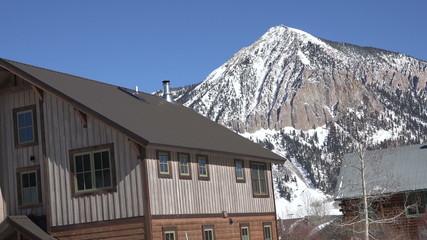 Cabin in Crested Butte Colorado