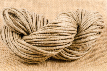 roll of rope texture,burlap