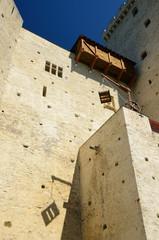 Medieval castle of Phoebus in Mauvezin