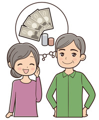 シニア お金
