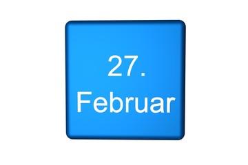 27. Februar